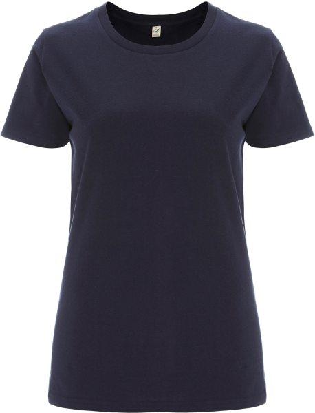 Organic T-Shirt CO2-neutral - navy