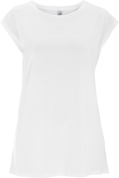Tencel Blend Top - white