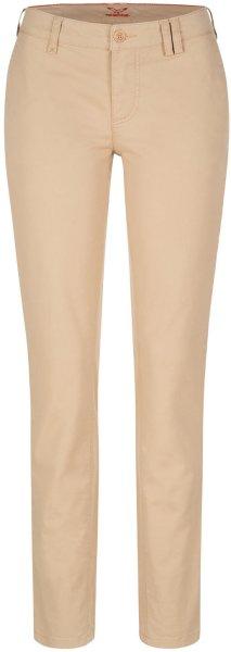 Laina - Chino-Hose aus Bio-Baumwolle - beige