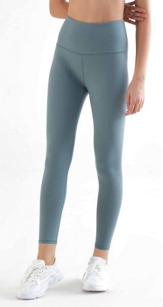 Active 7/8 Leggings aus Bio-Baumwolle & Elastan - light grey