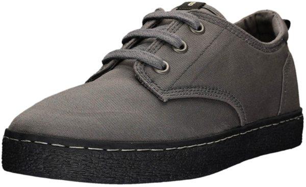 Fair Sneaker Breaden - pewter grey