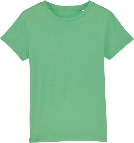 Kinder T-Shirt aus Bio-Baumwolle - chameleon green