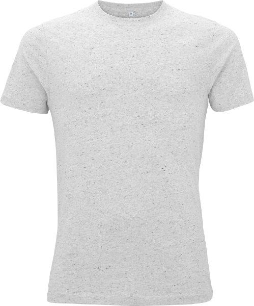 Organic T-Shirt - white marl