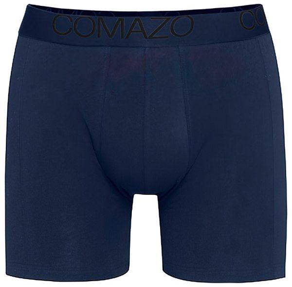 Trunk-Shorts aus Fairtrade Biobaumwolle - marine
