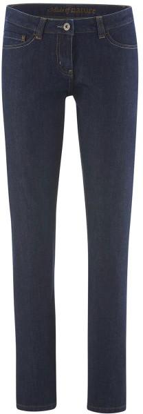 Damen Jeans aus Bio-Baumwolle - indigo