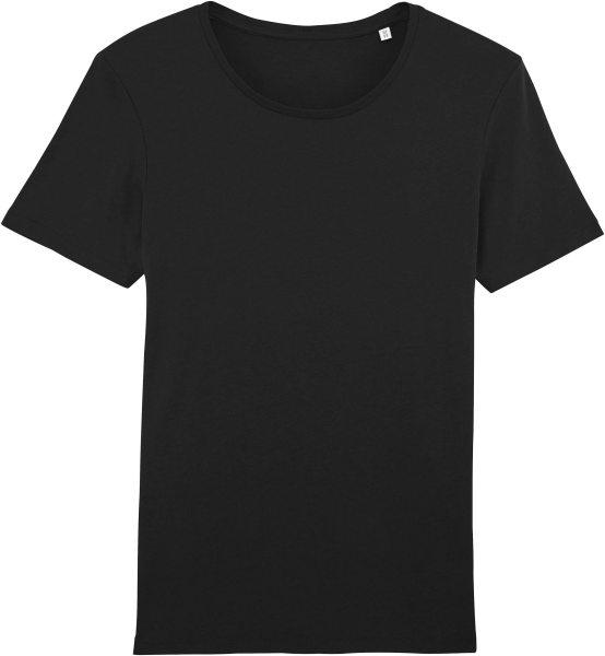 Enjoys Modal - T-Shirt aus Modalfasern - schwarz