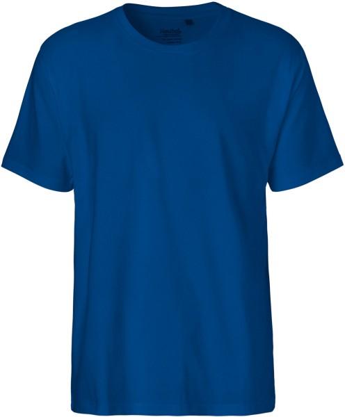Classic T-Shirt aus Fairtrade Bio-Baumwolle - royal blue