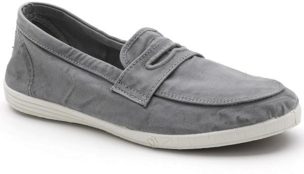 Mocasin Enzimatico - Slipper aus Bio-Baumwolle - gris