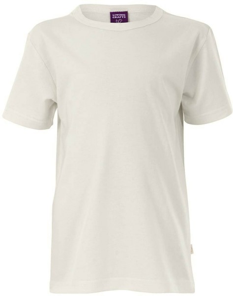 Kinder T-Shirt aus Bio-Baumwolle - natural