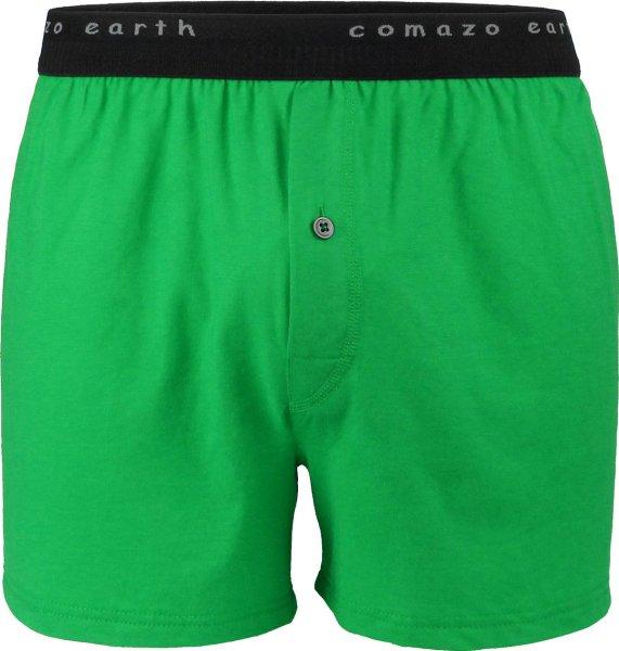 Boxershorts aus 100% Fairtrade Biobaumwolle - grün