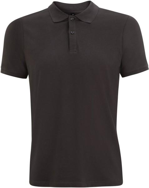 Jersey Polo T-Shirt ash black