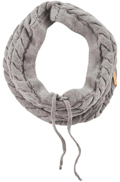 Loop-Schal Bio-Wolle taupe LC22100