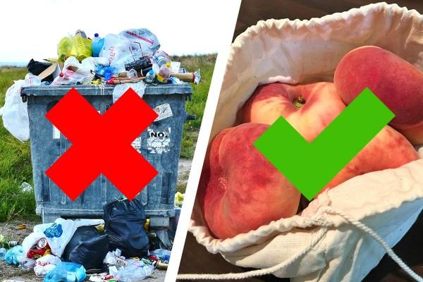 Plastikmuell-vermeiden