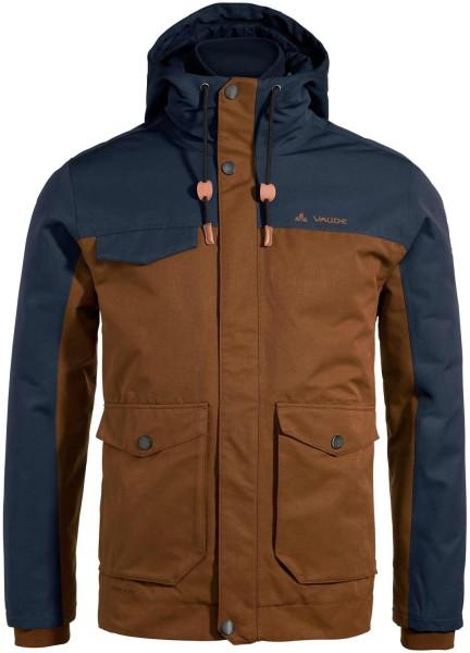 Herren Winterjacke Manukau Jacket - umbra