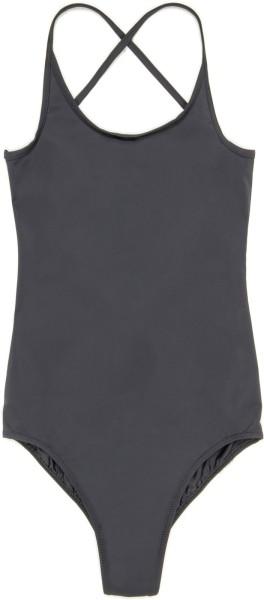 Eco Badeanzug - schwarz