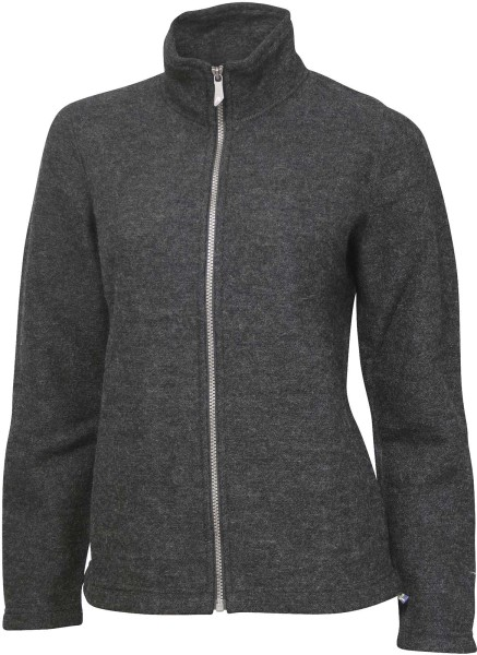 Brodal - Jacke aus Wolle - graphite marl