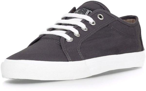 Fairer Sneaker in dunklem Grau