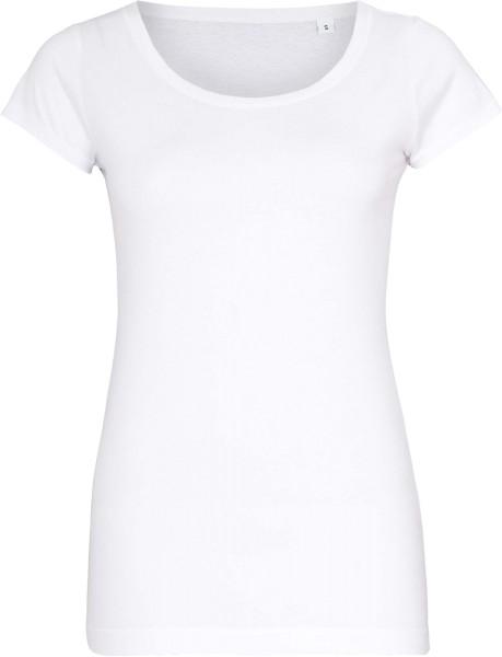 "Nakedshirt ""Keira"" - T-Shirt aus 100% Bio-Baumwolle"