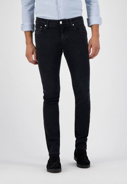 Herren Jeans Slim Fit - stone black