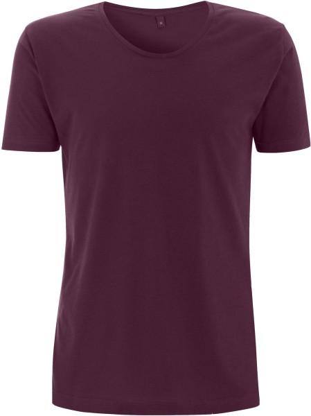 T-Shirt mit etwas weiterem Halsausschnitt - N21