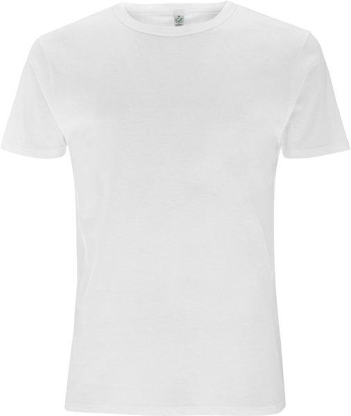 Tencel Blend T-Shirt - weiss