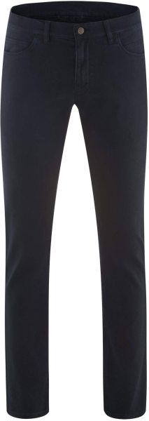 5-Pocket-Hose aus Bio-Baumwolle - ink blue