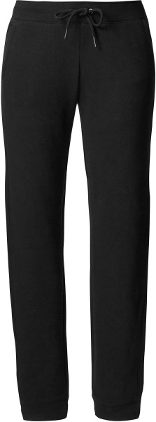 Traces - Jogginghose aus Bio-Baumwolle - schwarz