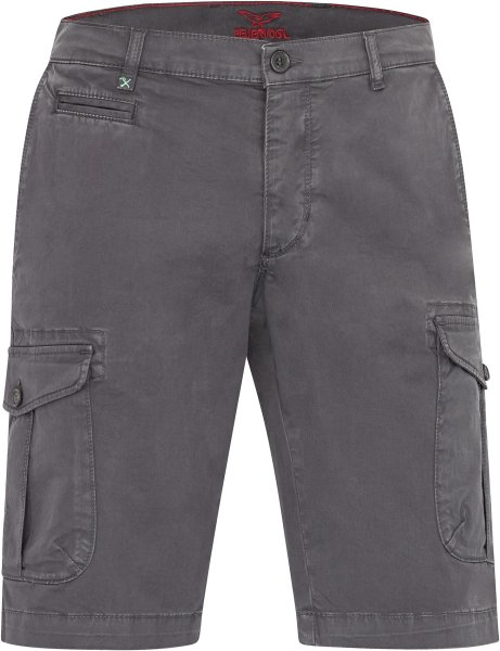 Lars - Cargo-Shorts aus Bio-Baumwolle - greyblue