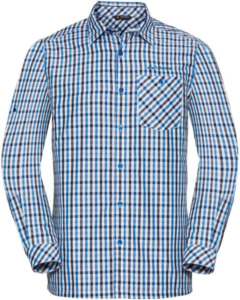 Hemd Albsteig LS Shirt - radiate blue
