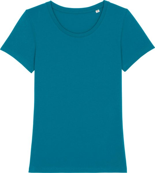 T-Shirt aus Bio-Baumwolle - ocean depth