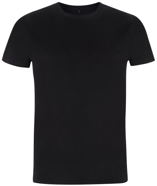 Faires Herren Shirt schwarz