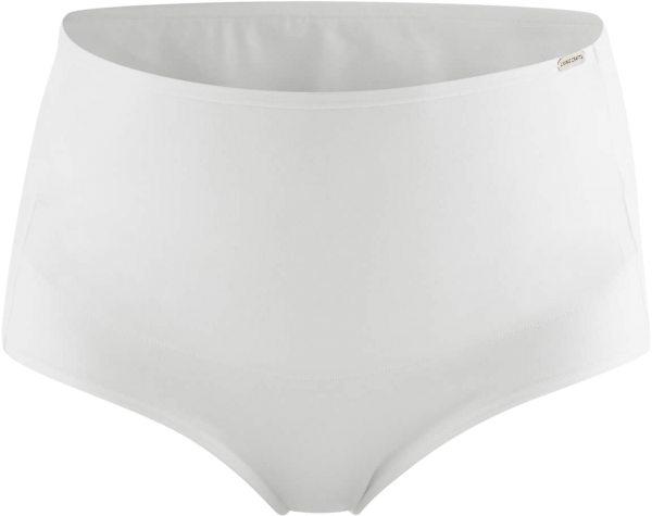 Schwangerschafts-Slip aus Bio-Baumwolle - white