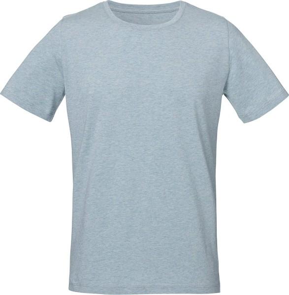 Live - Unisex T-Shirt mit Seitenschlitzen - heather ice blue