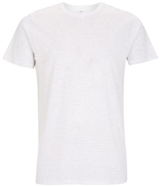 Herren Streifen Shirt bio