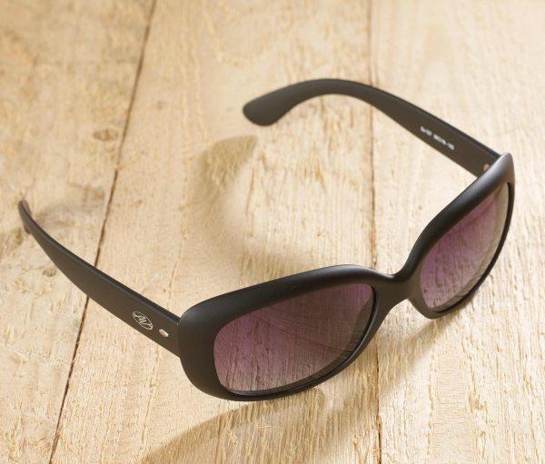 Licenza - Sonnenbrille aus recyceltem Kunststoff - schwarz