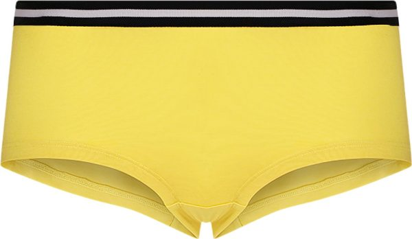 Panty aus Fairtrade Biobaumwolle - lemon