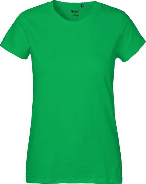 1cb7998ca7395 Classic T-Shirt aus Fairtrade Bio-Baumwolle - green