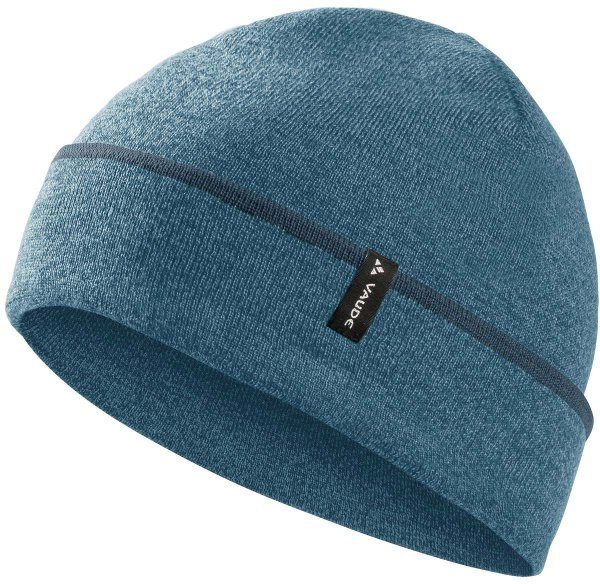 Mütze Hardanger Beanie III - steelblue