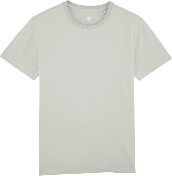 T-Shirt aus schwerem Stoff - light opaline