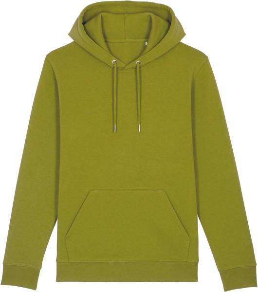 Unisex Hoodie aus Bio-Baumwolle - moss green
