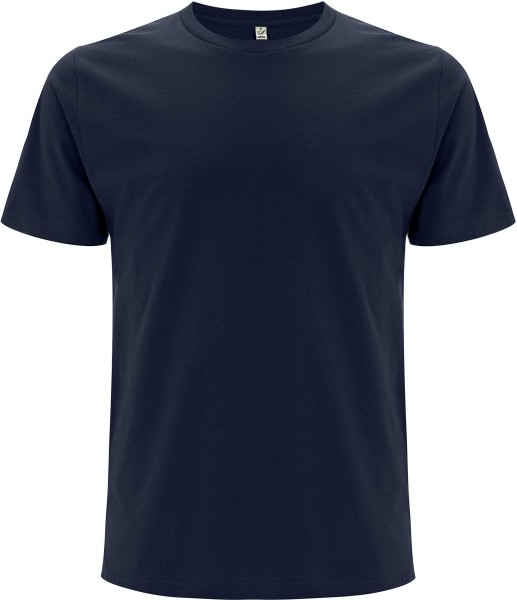 Organic T-Shirt CO2-neutral - navy