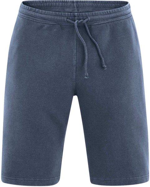 Jersey-Shorts - aus Hanf und Bio-Baumwolle - wintersky