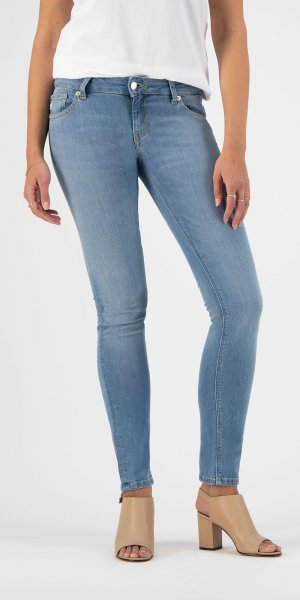 Skinny Fit Jeans Lilly - fan stone