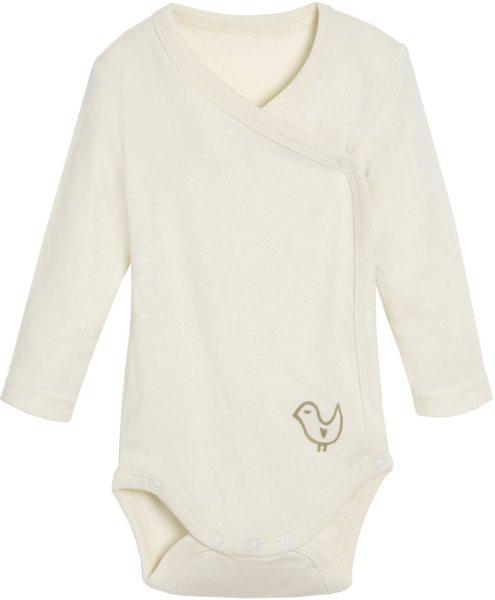 Baby Wickel-Body natur Bio-Baumwolle Living Crafts