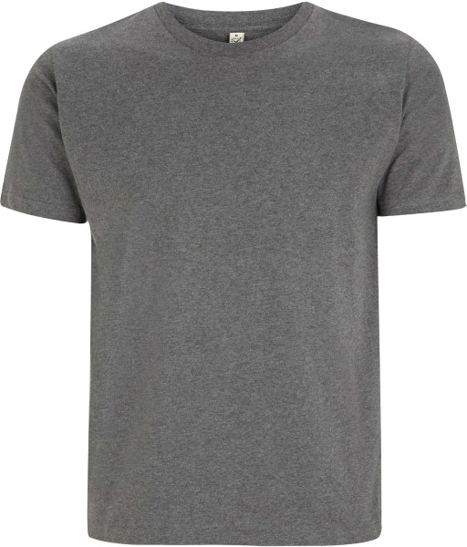 Organic T-Shirt CO2-neutral - dark heather