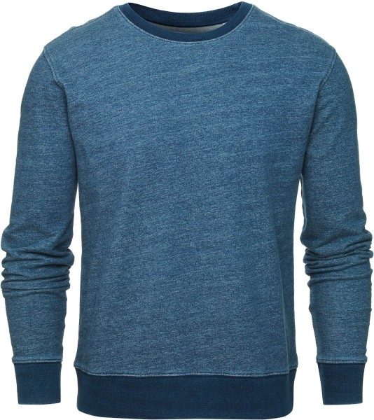 Seeks - Sweatshirt aus Bio-Baumwolle - mid washed indigo - Bild 1