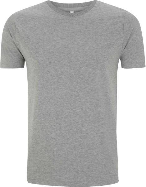 Men''s Urban Brushed Jersey T-Shirt grau meliert