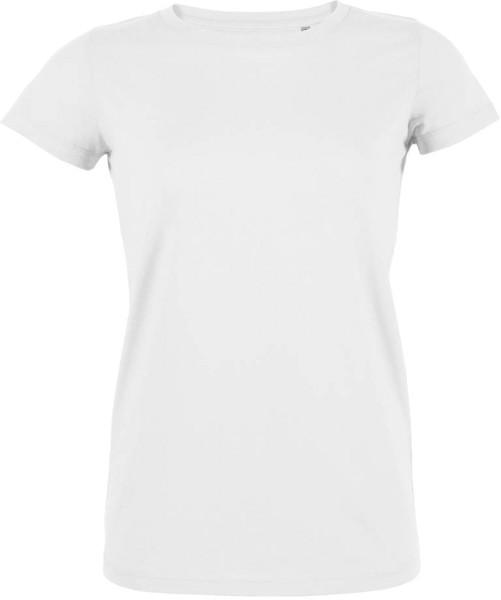 Likes - Jersey-Kurzarmshirt aus Bio-Baumwolle - weiss - Bild 1