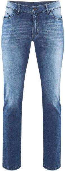 5-Pocket-Jeans aus Bio-Baumwolle - mid indigo