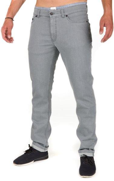 Jeans aus Bio-Baumwolle & Tencel - grey